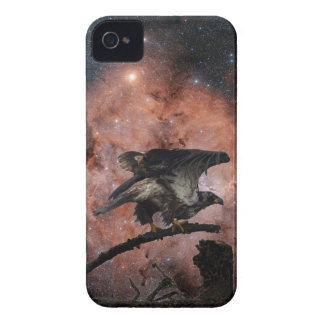 Eagle & Outer Space Blackberry Case