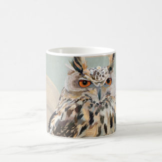 Eagle Owl 2 Coffee Mug