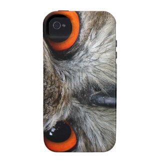 Eagle Owl Vibe iPhone 4 Covers