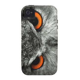 Eagle Owl Vibe iPhone 4 Case