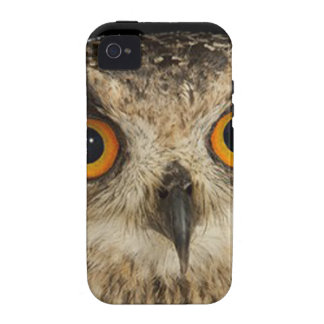"""Eagle Owl"" iPhone 4/4S Cover"