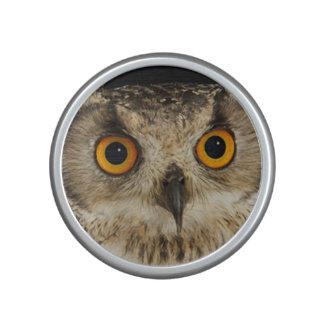 """""""Eagle Owl"""" design gifts and products Bluetooth Speaker"""