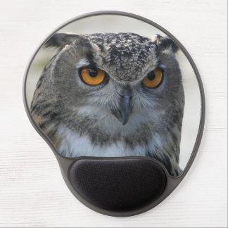 Eagle Owl Photo Gel Mouse Mat