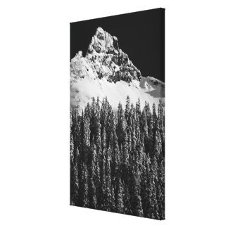 Eagle Peak Canvas Print