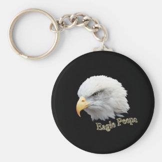 Eagle Peeps Key Chains