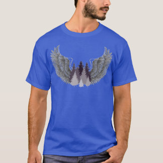 Eagle Pines Logo T-Shirt