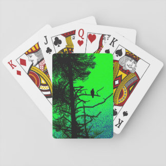 Eagle Playing Cards
