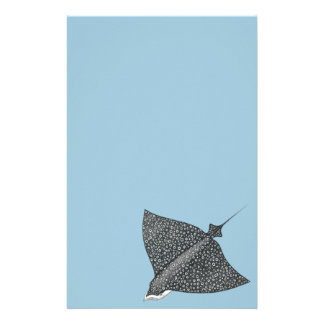 Eagle Ray Stationery Paper