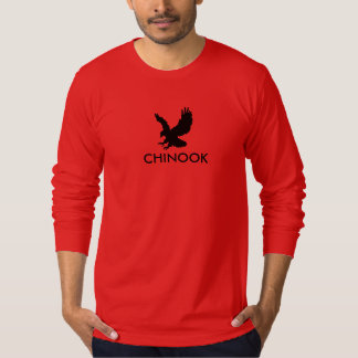 Eagle Republic Progeny Edition - CHINOOK T Shirts