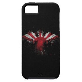 Eagle Rising Sun Japanese Flag iPhone 5 Cases