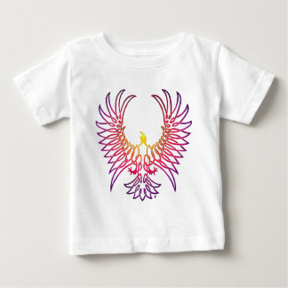 eagle rising, sunglow baby T-Shirt