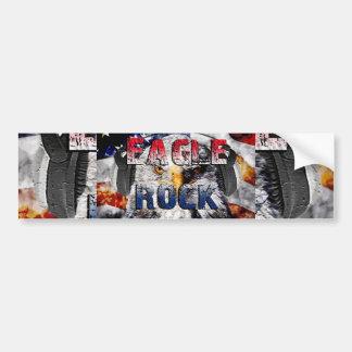Eagle Rock2 Bumper Sticker