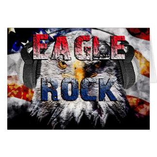 Eagle Rock2 Greeting Card