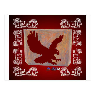 EAGLE ROCK BACKGROUND PRODUCTS POSTCARDS