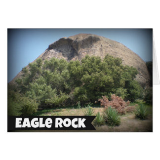 Eagle Rock California Greeting Card