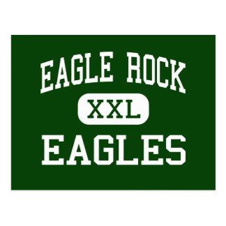 Eagle Rock - Eagles - High - Los Angeles Postcard