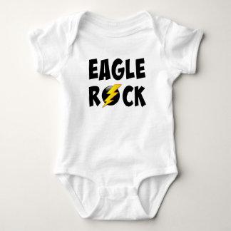 Eagle Rock Lightning Bolt Baby Bodysuit