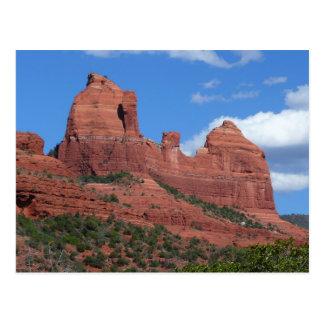 Eagle Rock Sedona Postcard