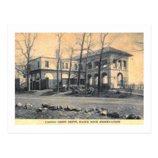 Eagle Rock, West Orange, New Jersey Vintage Postcard