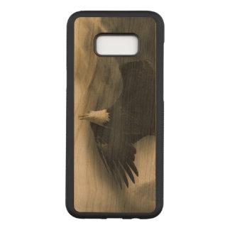Eagle Samsung Galaxy S8+ Slim Cherry Wood Case