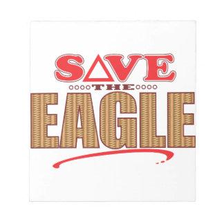 Eagle Save Notepad
