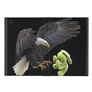 Eagle scares to a teddy iPad mini cover