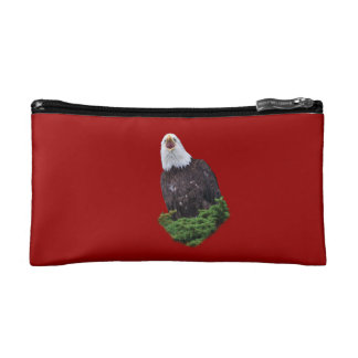 Eagle Screaming Cosmetic Bags