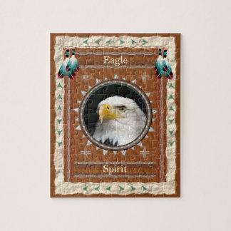 Eagle -Spirit- Jigsaw Puzzle w/ Gift Box