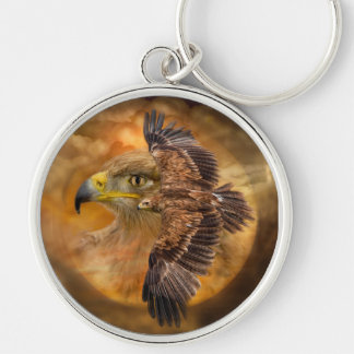 Eagle-Spirit Of The Wind Keychain