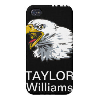 Eagle - SRF Cover For iPhone 4