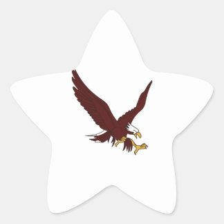 Eagle Star Sticker