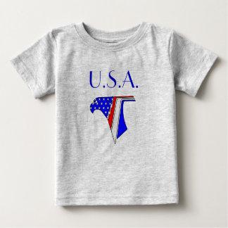 EAGLE STARS, U.S.A. BABY T-Shirt