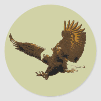 Eagle Stickers