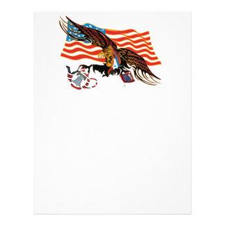 Eagle-Tea-Part-Ver-4 Personalized Flyer