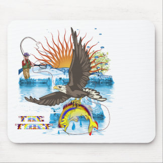 Eagle-Thief-3 Mousepads