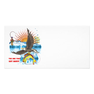 Eagle-Thief-3-Text-2 Photo Card Template