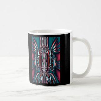 eagle totem coffee mug