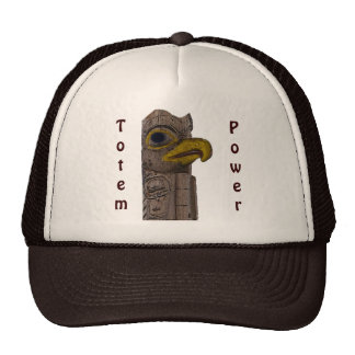 EAGLE TOTEM Collection Cap