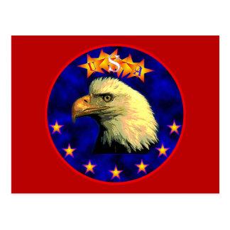 Eagle USA Postcards