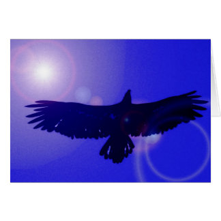 Eagle Wings Card