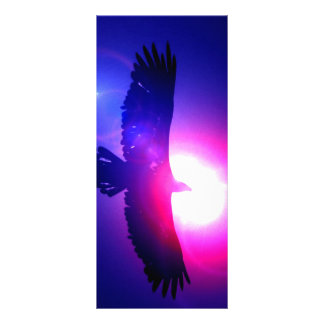 Eagle Wings - Eagle in Flight Customised Rack Card