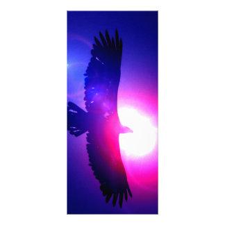 Eagle Wings - Eagle in Flight Customised Rack Card