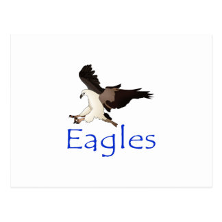 Eagles 2 postcard