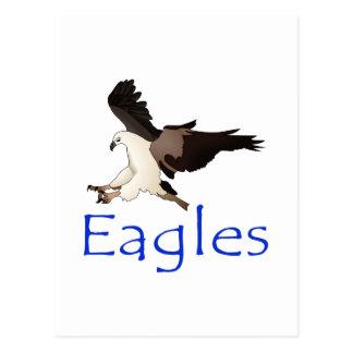 Eagles 2 postcard