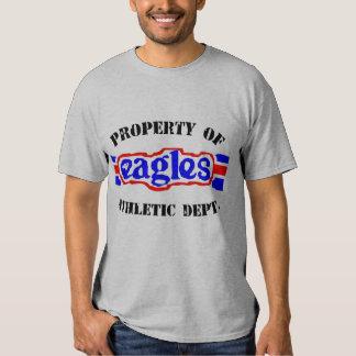 Eagles Athletic Dept. T-shirts