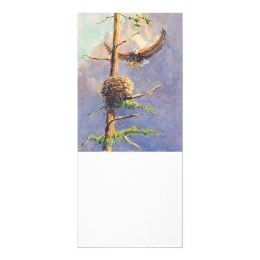 EAGLE'S NEST by SHARON SHARPE Rack Cards