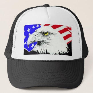 EAGLES PATRIOTIC HAT