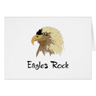 Eagles Rock Greeting Cards