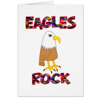 Eagles Rock Card