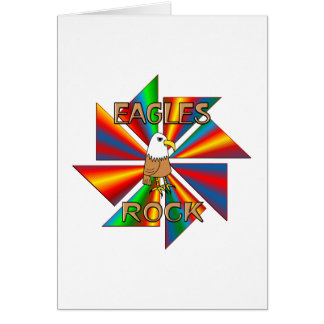Eagles Rock Cards